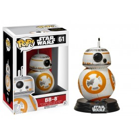 FunKo 6218 Pop! Star Wars, BB-8, Bobble-Head Figure