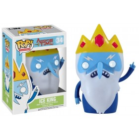 Funko POP Television: Adventure Time Ice King Vinyl Figure ( Rei Gelado ~ Hora de Aventura )