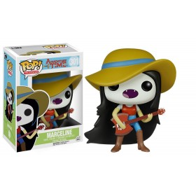 Funko Pop TV: Adventure Time - Marceline Guitar Action Figure ( Hora de Aventura )