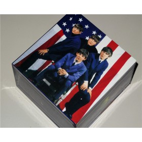 Box The Beatles The US Albuns (13 CD's)