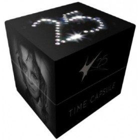 Box Kylie Minogue K25 Time Capsule (25 CDs)