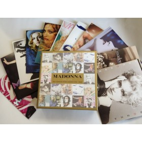 Box Madonna THE COMPLETE STUDIO ALBUMS(1983-2008)11CD's