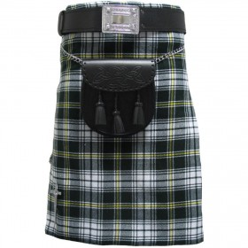 Kilt Green Plaid/Tartan St Patrick 5 Jardas 10 onças Irish