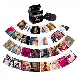 Box Britney Spears The Singles Collection (29 CDs + DVD)