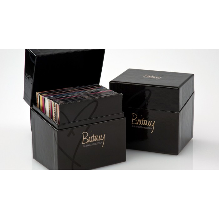 box britney spears the singles collection 29 cds dvd. Black Bedroom Furniture Sets. Home Design Ideas