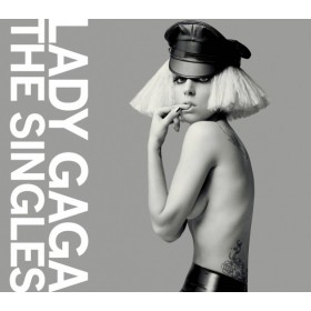Box  Lady Gaga The Singles (9 CD'S) EDICAO JAPONESA LIMITADA