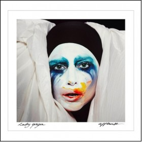 Cd Single Lady GaGa - Applause