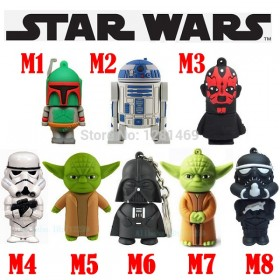 Pen Drive Star Wars 8GB
