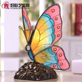 Abajur Decorativo Borboleta Desk Night